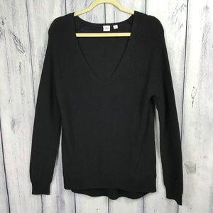 Gap NWOT Small Sweater Long Merino Wool Blend